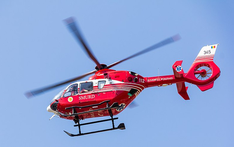 Airbus Helicopters wins 36.5 mln euro deal to repair Romania's medical helicopters