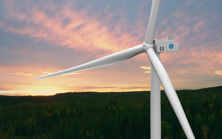 GE negotiates wind PPA for Google in Sweden