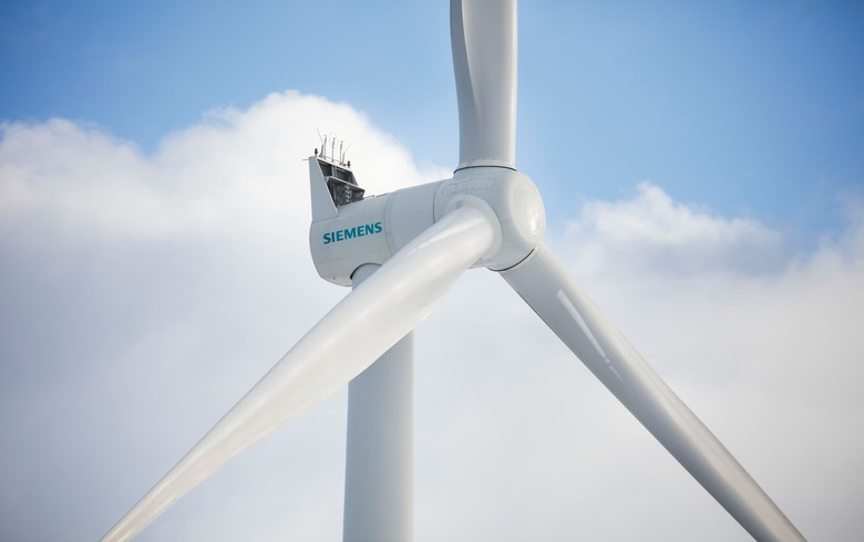 Futuren orders 21 MW of Siemens wind turbines for French project