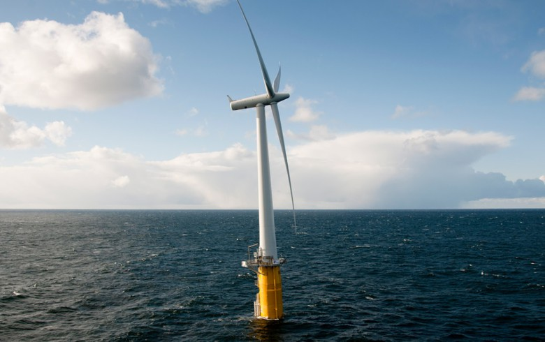 Unitech to take over Equinor's Hywind Demo off Norway