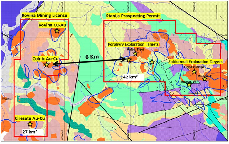 Euro Sun Mining closes first tranche of private placement financing for Romanian project