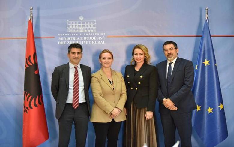 EBRD backs Raiffeisen Bank Albania agribusiness loan portfolio of up to 35 mln euro