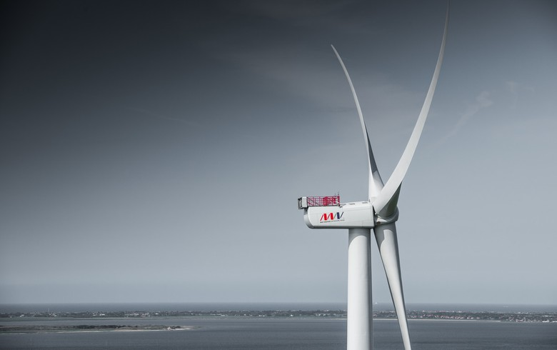 MHI Vestas turbines picked for 224-MW Northwester 2 off Belgium