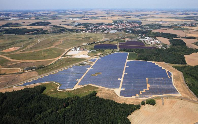 Juwi completes 9-MW solar project in Greece