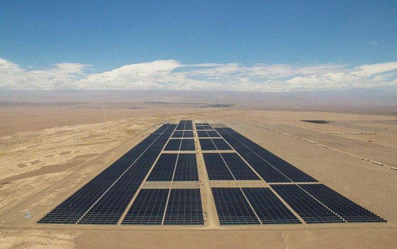 Chile's power auction wraps up for average price of USD 23.78/MWh