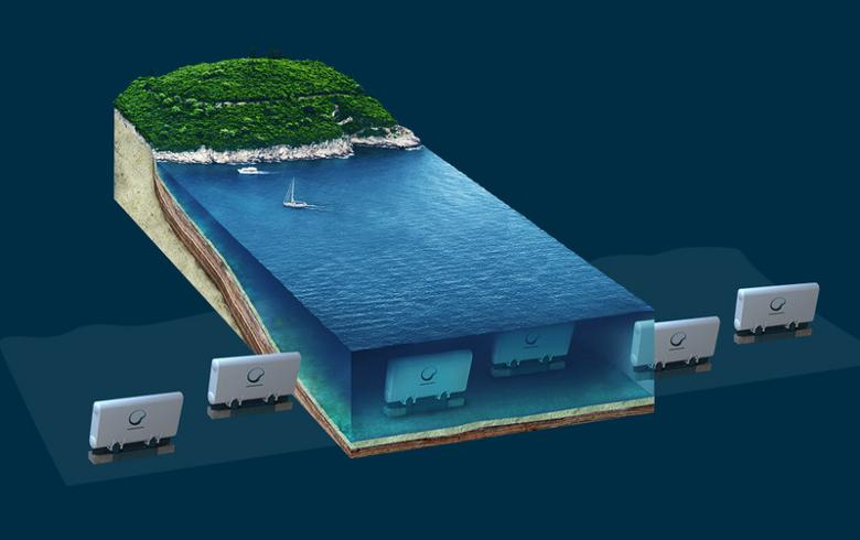 AW-Energy's wave energy device to use Wartsila parts