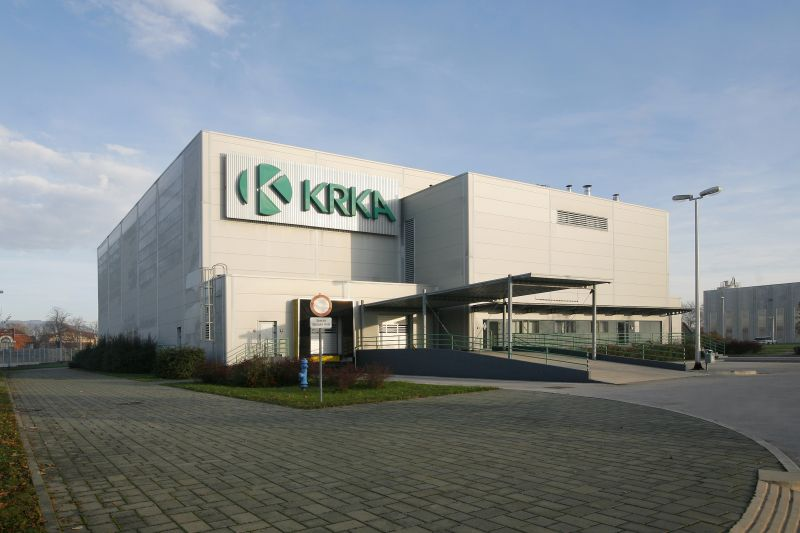 Slovenia's Krka to set up joint venture in China