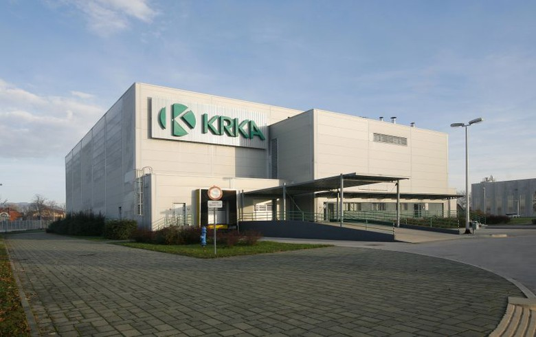 Slovenia's Krka increases own shares to 3.423% of capital