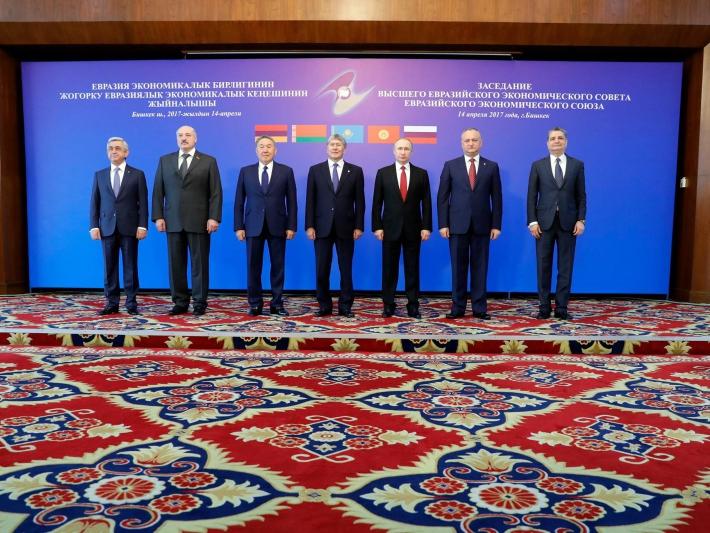 Russia-led Eurasian Economic Union grants Moldova observer status