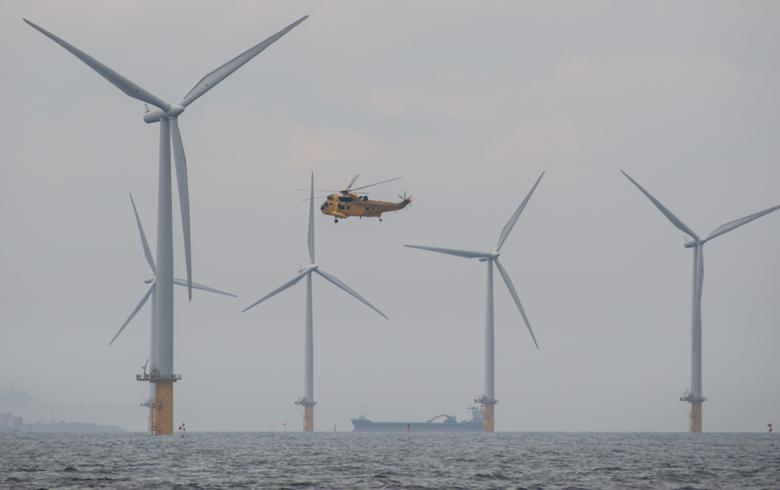 Osbit to supply pile gripper system for 640-MW Yunlin offshore wind farm