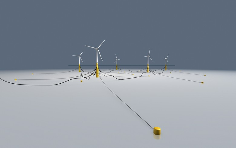 Carbon Trust commissions studies of floating wind challenges