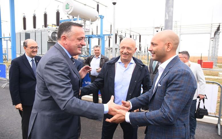 MK Fintel Wind inaugurates Kosava wind farm in Serbia