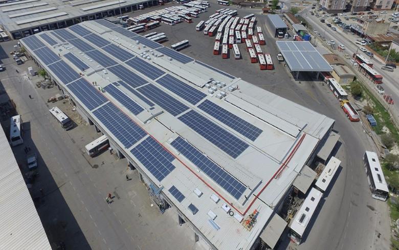 Izmir's ESHOT to go solar with 1.38-MW project