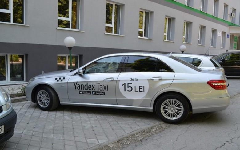 Yandex Taxi launches in Moldova