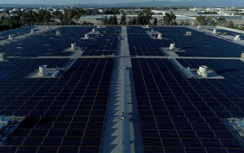 Honda Switches On 2 MW Solar Plus Storage System In California