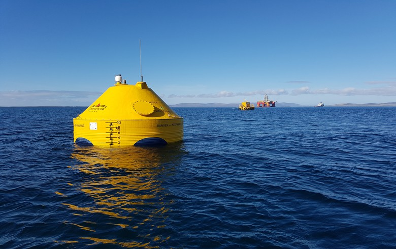Simply Blue Energy, CorPower to develop wave projects in UK, Ireland