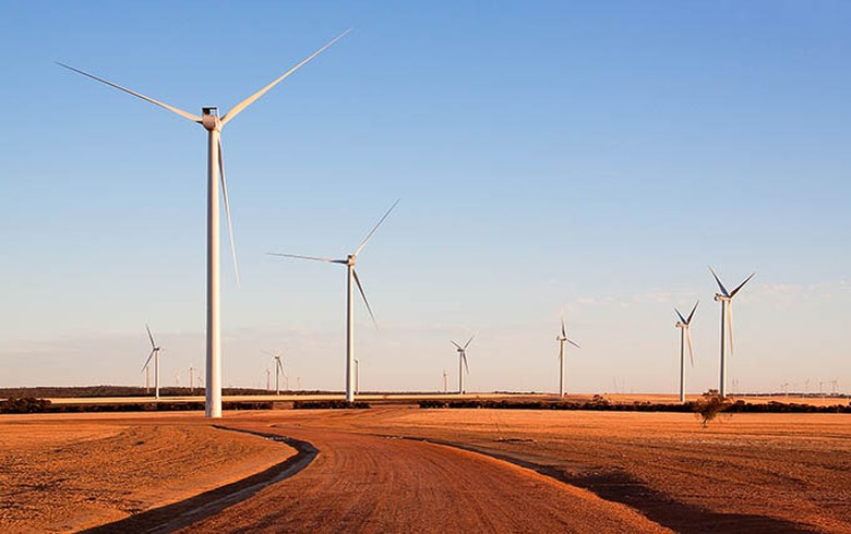 Refinancing provided for 206-MW wind farm in Australia