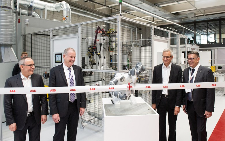 ABB cuts ribbon on Swiss energy storage systems factory