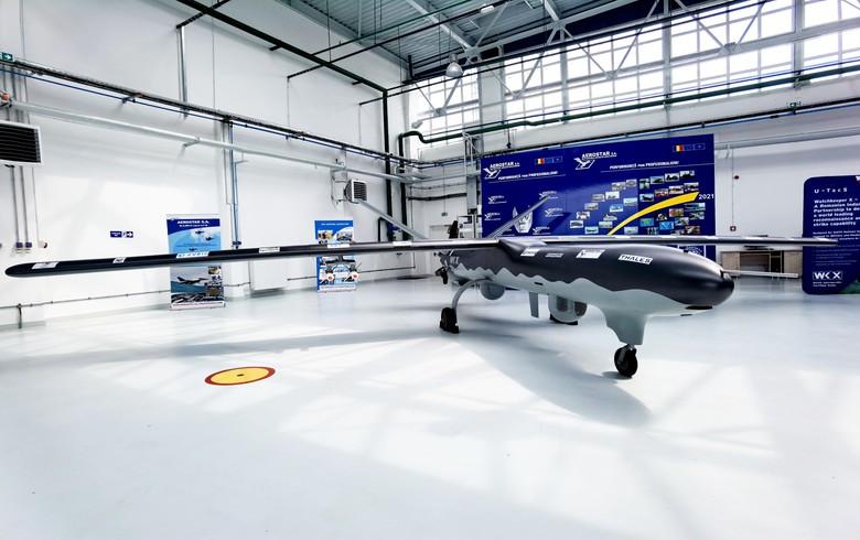 Romania's Aerostar, UK's U-TacS sign memo for military drone assembly - Bacau mayor