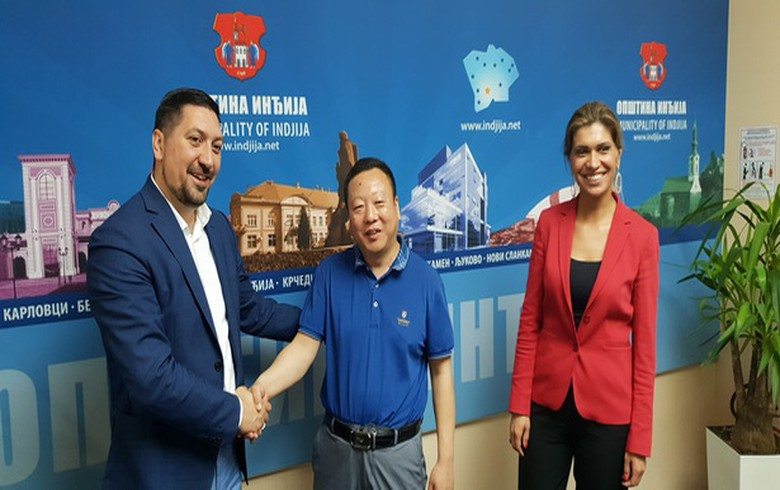 China's Qingdao Rongxing to build logistics complex in Serbia