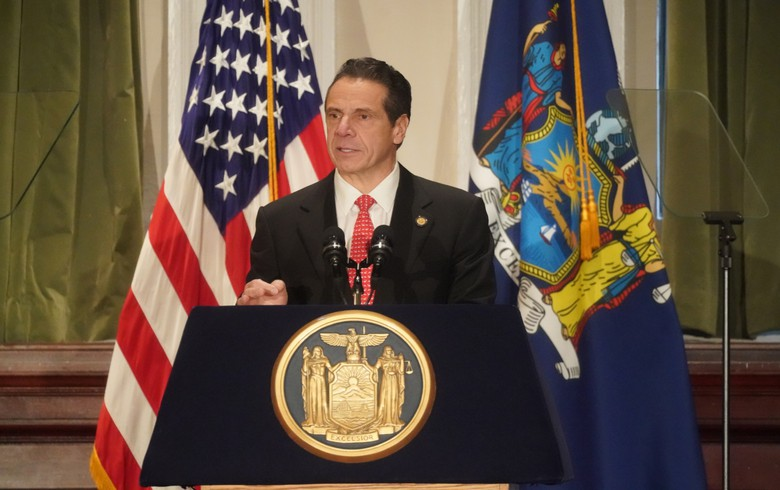Governor Cuomo commits to carbon-neutral power for New York