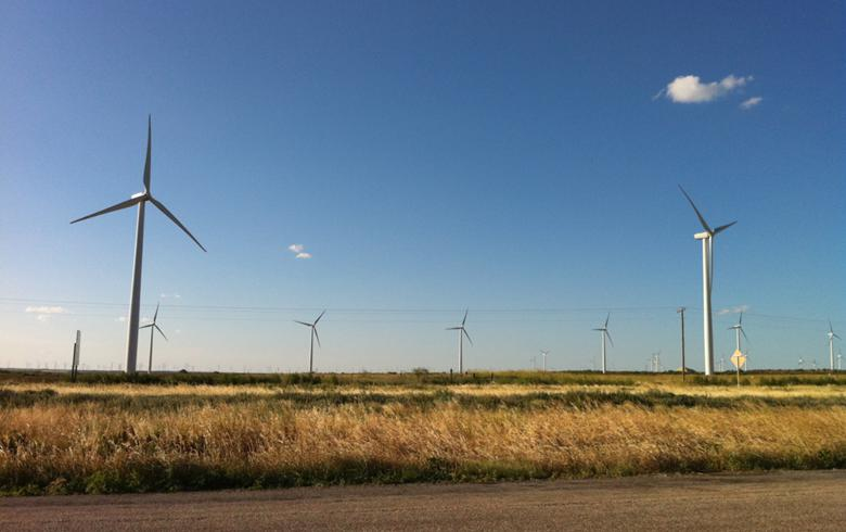 Acciona breaks ground on 145-MW wind park in Texas