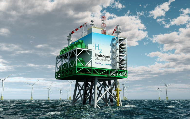 Engie's Tractebel working on new concept for hydrogen from offshore wind