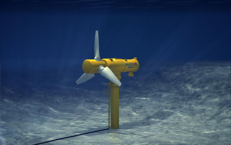 France to launch tender for tidal power projects this year