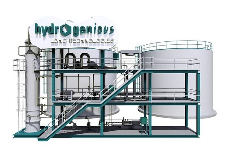 Bilfinger, Hydrogenious team up to build green hydrogen infrastructure