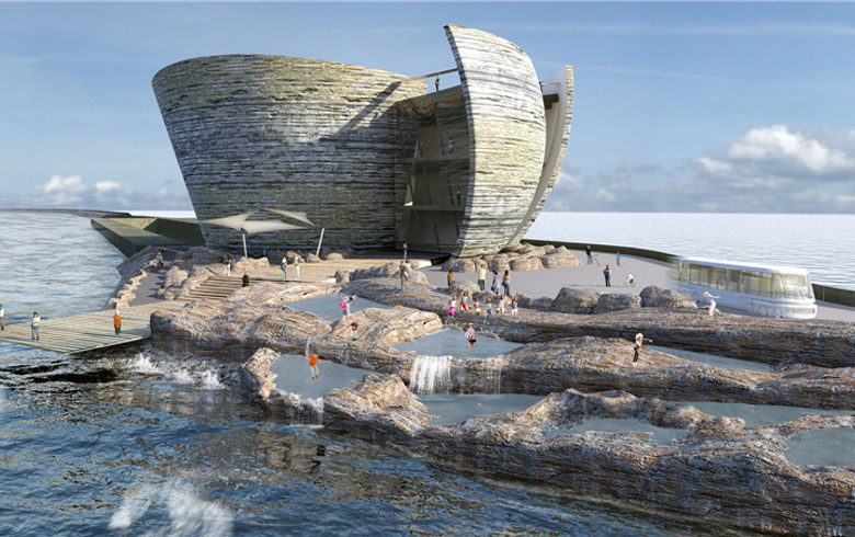 No announcement on Welsh tidal lagoon as talks start on Wylfa nuclear plant