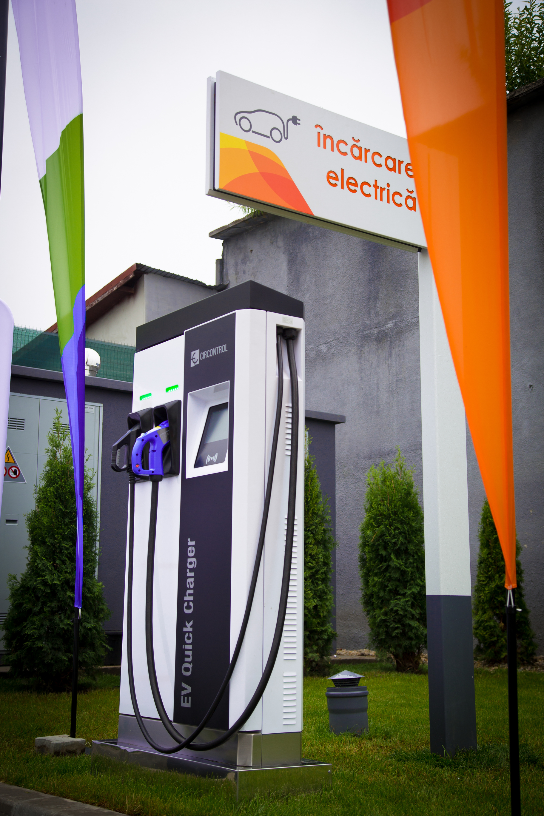 Romania's Rompetrol to invest $10 mln in hybrid gas stations by end-2017