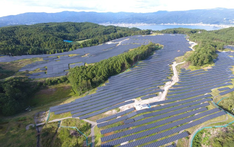 Sonnedix achieves fin close for 47-MW solar project in Japan