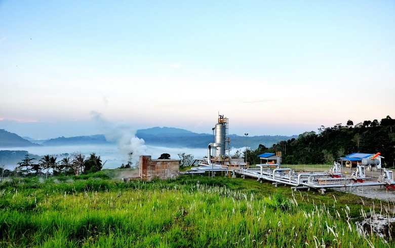 Toshiba to supply equipment for 10-MW geothermal project in Indonesia