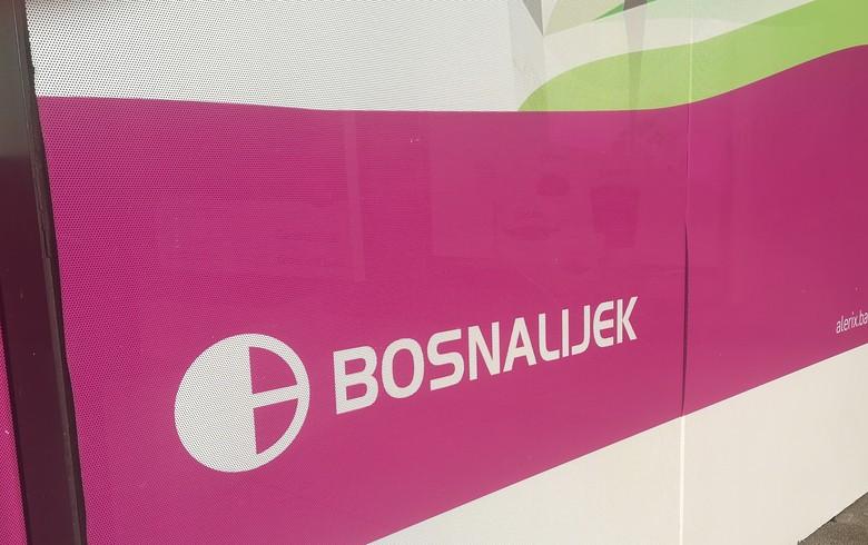 Bosnian drug maker Bosnalijek's 9-mo net profit up 6.4% y/y