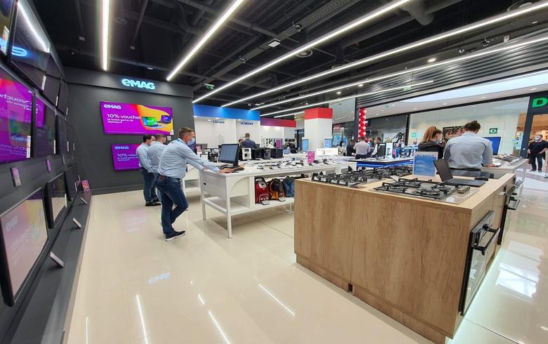 Romanian retailer eMAG opens showroom in Buzau
