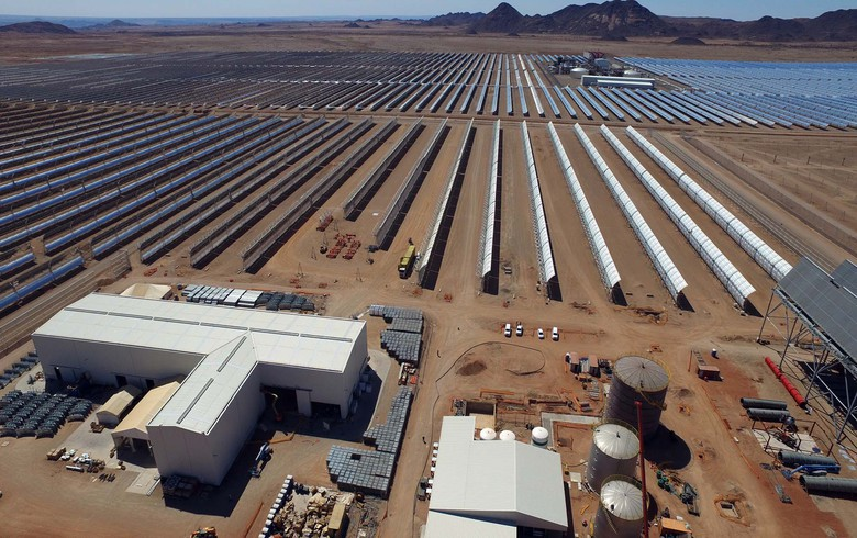 Abengoa completes 100-MW CSP plant in South Africa