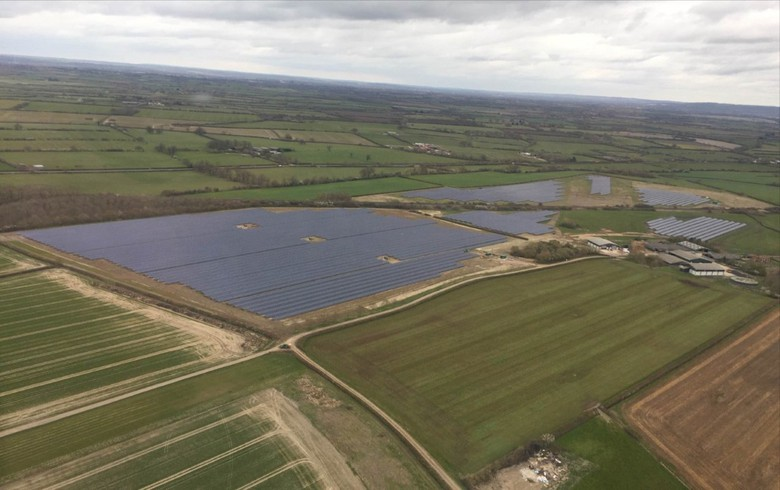Anesco energises 12-MW PV farm in Buckinghamshire