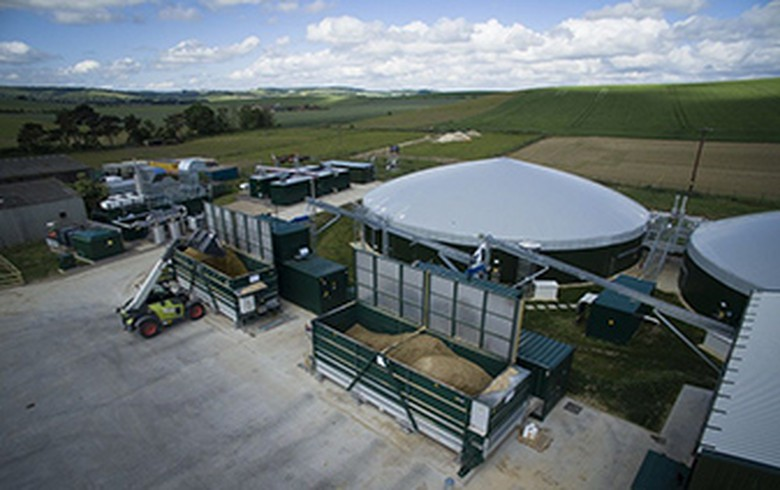 JLEN invests in UK anaerobic digestion plant