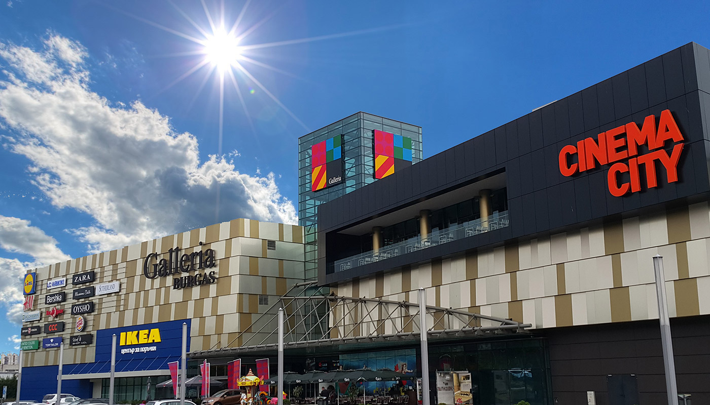 PKM Investments buys two shopping malls in Bulgaria