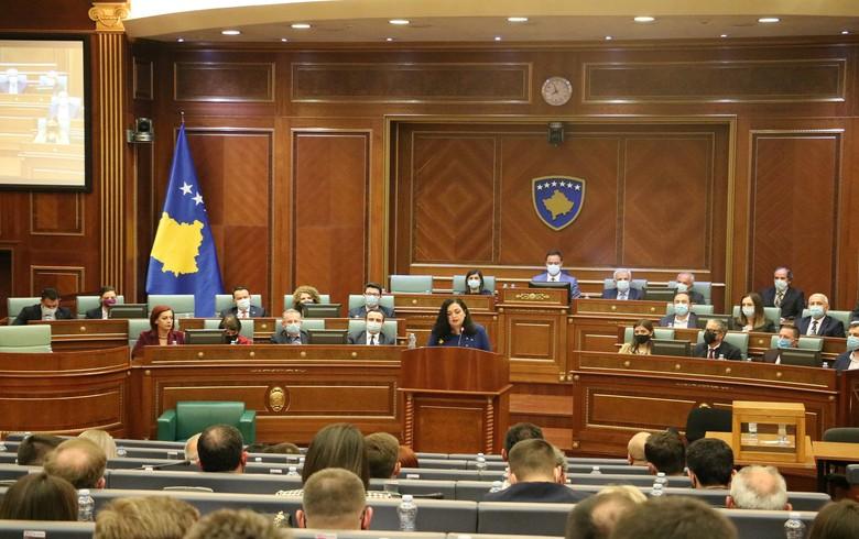 科索沃选举奥斯马尼为总统