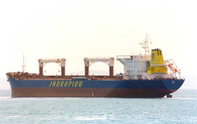 克罗地亚的JADROPLOV为两个散装运营商订购了中国造船厂的地方