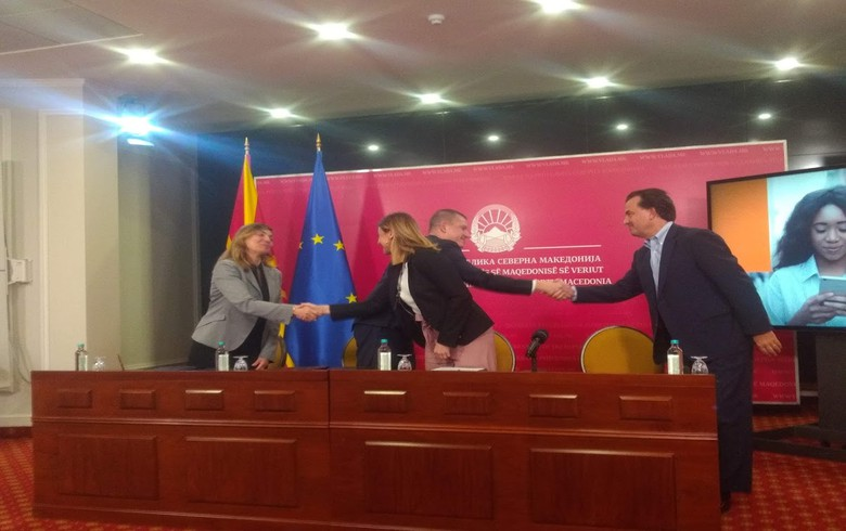 Mastercard to provide digital identity services in N. Macedonia
