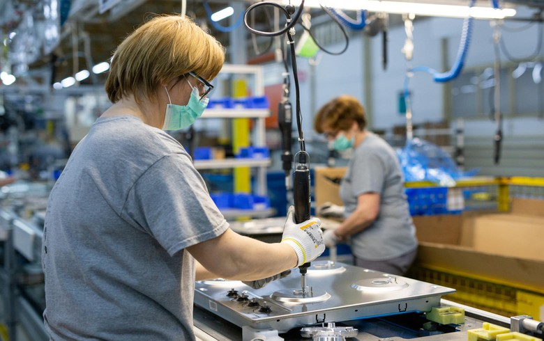 Slovenia's Gorenje extends production shutdown in Europe