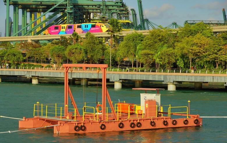Envirotek, partners deploys tidal power turbine in Singapore