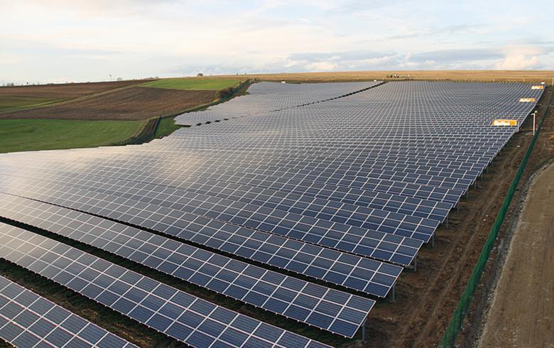 Avg solar bid at EUR 43.3/MWh in German solar tender