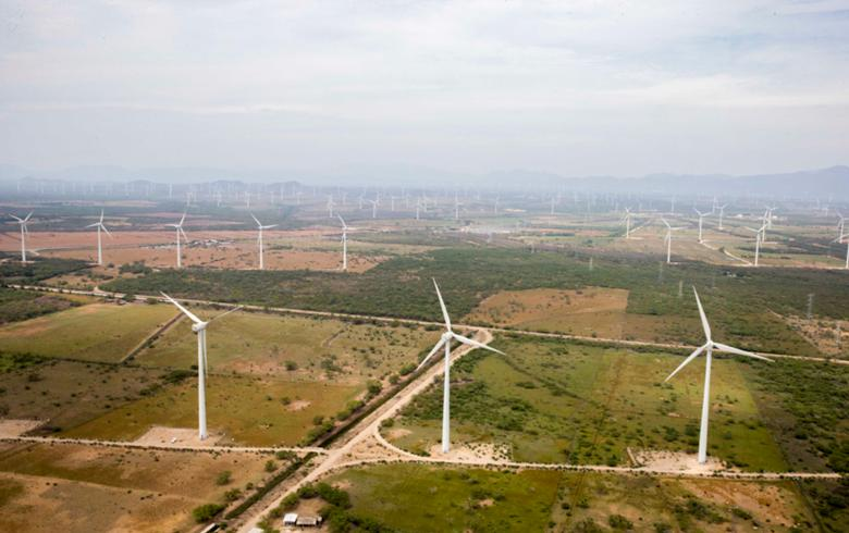 GES to build 244-MW wind farm in Mexico