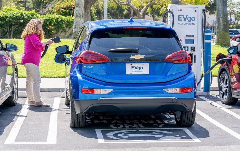 US energy firm LS Power finalises purchase of EVgo