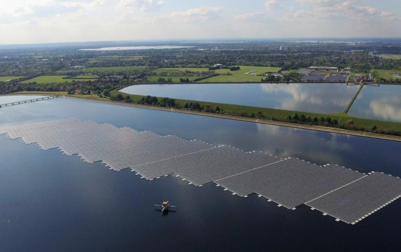 Greenam Energy breaks ground on 24-MW floating PV park in India
