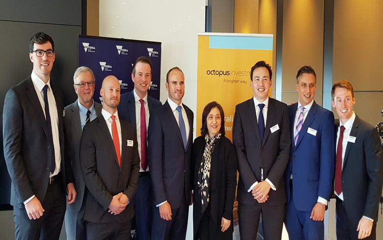Octopus moves into Australia's renewables market