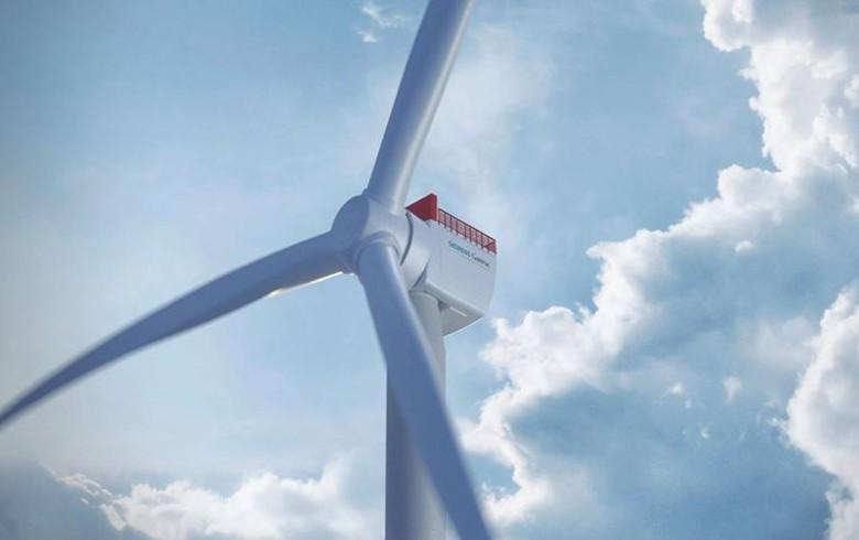 Siemens Gamesa presents 14-MW offshore wind turbine